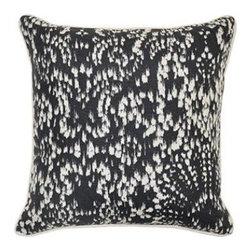 Villa Home - Nutopia Karoo Pillows - A burst of pure radiance with a splash of disheveled chaos, our Nutopia Karoo Pillow packs a punch.  Handcrafted from all natural materials this throw will bring life to your home.  A plush feather down insert included with each pillow.