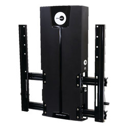 "OMNI MOUNT - OMNIMOUNT Lift 50 Vertical Glide TV Mount (40"" - 50"") - � Fits 40 - 50"" TVs;� Holds 30lbs - 50lbs;� Raises or lowers TV to the ideal position;� Requires only a light touch to move;� Includes complete hardware kit for easy installation;� Discreet mounting hardware disappears behind the TV;� Easy 3-step installation"