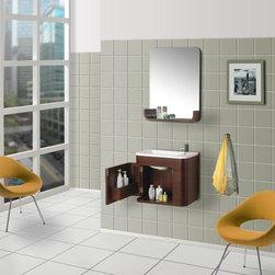 Dreamline Modern Bathroom Vanity DLVRB-318 - PRODUCT SPECIFICATIONS