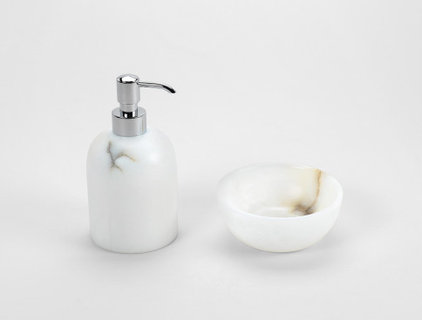 Modern Bath And Spa Accessories by Calvin Klein