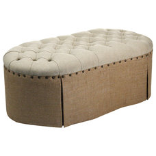 Traditional Footstools And Ottomans by Zentique