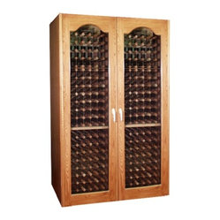 Vinotemp VINO-750FTG 750 Model Wine Cabinet w/ Furniture ...