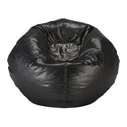 Ace Bayou - Ace Bayou Black Matt Bean Bag - Black Matt Bean Bag by Ace Bayou.