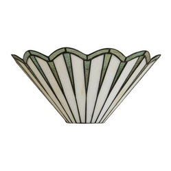 Tiffany Style Hope Wall Sconce