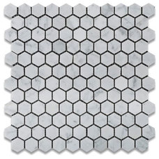 modern bathroom tile by Amazon