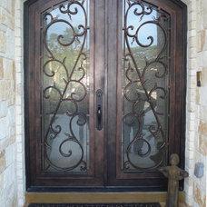 Front Doors by San Marcos Iron Doors
