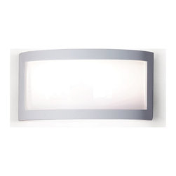 A19 Lighting - A19 Lighting Silhouette Translucency Wall Sconce - Translucency Wall Sconce: The Translucency Wall Sconce creates a beautiful ambiance all on its own. The handcrafted ceramic frame is finished in a Satin White Acrylic. It is also available in a number of colors and faux finishes ranging from rustic metals A19's Silhouette Collection highlights unique images reverse-painted by hand on a translucent white film and framed in ceramic. The effect is refreshing yet dramatic. The ceramic is slip cast by hand fired in our own kilns and finished in our satin white acrylic. Over 50 alternative colors and faux finishes are also available to coordinate with any decor. All of the wall sconces in the Silhouette Collection are ADA-compliant and accept energy-efficient fluorescent lamps.Like all truly successful businesses A-19 is fueled by inspiration – inspiration that is reflected in their work. And their customers who bring their ceramic lighting fixtures into their homes share the passion and inspiration of the artists – and the company – that created them.  A-19 go to great lengths to ensure that each ceramic and glass lighting fixture carries their distinct signature of quality. A-19 successfully blends innovative vision with the traditions of gifted artisans. Their talents are poured into each piece they create with a driving motivation to produce the highest quality of distinctive usable art.  Through A-19's exceptional teamwork they are able to come up with new designs new solutions new insights to meet your most demanding needs. It's the approach they take with every interaction. They take the time to understand their customers. They know what makes them tick. What inspires them to buy ceramic and glass lighting fixtures– and why they come back to buy from A-19 time and time again. Today A-19 is among the few remaining U.S. lighting manufacturers. Their collections of handmade ceramic wall sconces and pendants are designed molded fired sanded finished asse