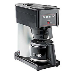 Bunn Velocity Brew 10-Cup Home Brewer, Black