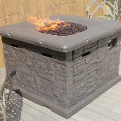 Bellini Home and Gardens - Manele Fire Pit - Manele Fire Pit