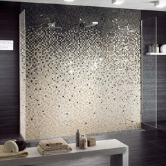 eclectic bathroom tile by Ceramiche Supergres