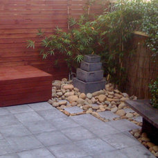 Modern Exterior by A Better Life Outside Pty Ltd