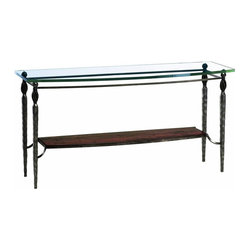 Winston Console Table by Charleston Forge - Dimensions: