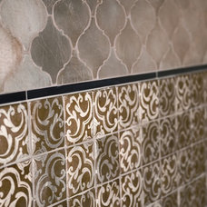 Traditional Tile by Sunderland Brothers Company
