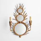 Cyan Design - Kingston Wall Mount - Kingston wall mount - gold