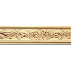 "Inviting Home - Savannah Large Crown Molding - Hard Maple Wood (C1/fs5c) - Savannah large crown molding hand-carved with shell design from solid hard maple wood 4-1/8""H x 2-7/8""P x 5""F x 8'00""L more details - Large Savannah Carved Wood Crown Molding >> see more Carved Wood Molding >> see more Wood Molding >> see more Molding >>"
