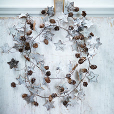 Contemporary Holiday Decorations by Cox & Cox