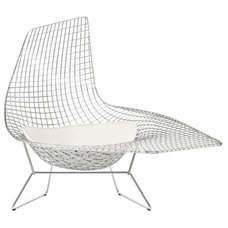 Midcentury Indoor Chaise Lounge Chairs by Design Within Reach