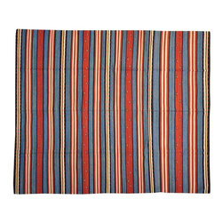1800-Get-A-Rug - Hand Woven Flat Weave Qashqai Kilim Sh13402 - About Flat Weave