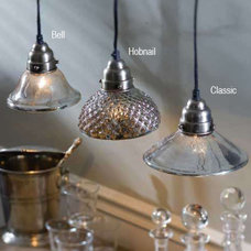 Forma - Mercury Glass Pendants
