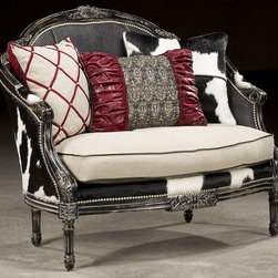 Western Cowboy and Snooty Cowgirl Furniture -