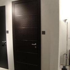 Contemporary Interior Doors by CCS Architecture and Interior Design