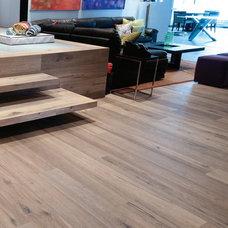 Contemporary Hardwood Flooring by Floor Expo