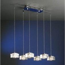 Modern Flush-mount Ceiling Lighting by KOO de Monde