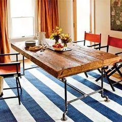 How to Build a Table from Salvaged Beams | Step-by-Step | Salvage | This Old Hou