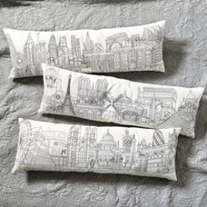 Contemporary Pillows by Ballard Designs