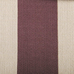 Stripe - Lilac Upholstery Fabric - Item #1011592-45.