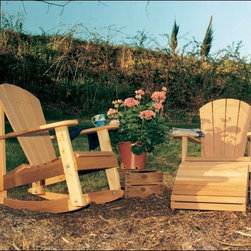 Fifthroom - Cedar Adirondack Collection - Get the best in form, function, and luxury with this versatile Adirondack collection. You save when you buy in groups! This collection includes: