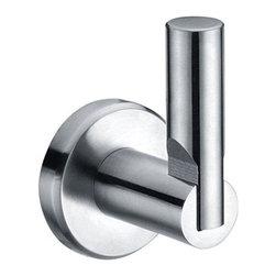 Dawn Kitchen & Bath - Dawn 94010040S Stainless Steel Round Robe Hook - Stainless Steel Round Robe Hook