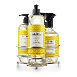 Sea Salt Neroli Kitchen Sink Set