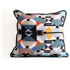 Contemporary Pillows by Cynthia Vincent