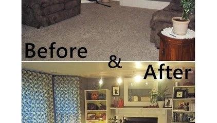 home / smartgirlstyle: Living Room Makeover