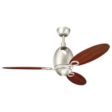 Contemporary Ceiling Fans by Arcadian Home & Lighting