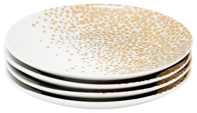 Contemporary Plates by Indigo