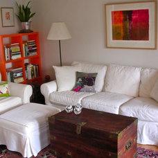Eclectic  Alison's Cottage Renovation
