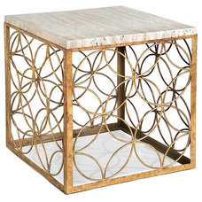 Contemporary Side Tables And Accent Tables by Kathy Kuo Home