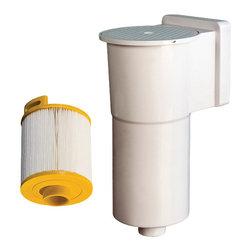 Blue Wave - Blue Wave 25' Square Skim Filter 1/2 Hp Pump - Pump, filters, accessories 1