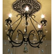 Mediterranean Chandeliers by Marie Ricci