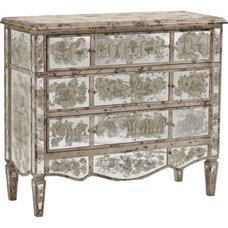 Eclectic Dressers Chests And Bedroom Armoires by High Fashion Home