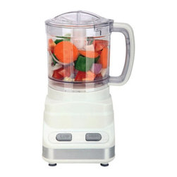 Brentwood - Brentwood Food Processor White - FP546 - Shop for Choppers and Food Processors from Hayneedle.com! About Brentwood Appliances Inc.With a product line spanning from coffee makers and can openers to Dutch ovens sauce pans and more Brentwood Appliances Inc. proudly offers an excellent selection of small appliances and cookware. Committed to keeping customers satisfied Brentwood Appliances focuses on providing best-quality best-priced products and top-notch customer service.