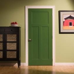 Traditional Interior Doors -
