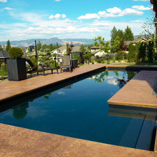 Eclectic  by Sunshine Pools and Spas