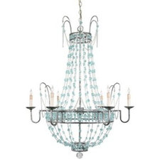 Transitional Chandeliers by Jules Duffy Designs