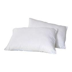 "A Little Pillow Company - ""A Little Pillow Company"" QUEEN SIZE PILLOW (Hypoallergenic ) - Ages: Teen - Adult"