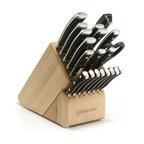 Wusthof - Wusthof Classic Ikon - 22 Pc. Knife Block Set - Includes: