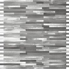 Modern Mosaic Tile by Eden Mosaic Tile