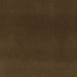 Brown Plush Elegant Cotton Velvet Upholstery Fabric By The Yard - Cotton velvet is one of a kind, at least ours is! Our cotton velvet is plush and exceptionally durable. This fabric will look great in your living room, or any place in your home. Our cotton velvets are made in America!